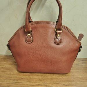 Vintage Coach Sheridan Roswell Satchel Bag